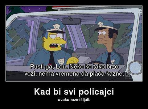 policajci