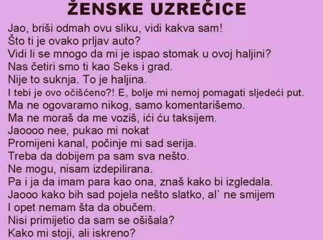 zenske