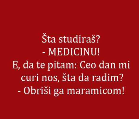 medicinu