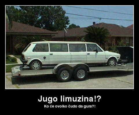 jugo-limuzina